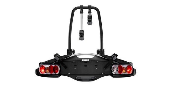 Thule Velo Compact - Porte-vélo de coffre - prise 13 broches pour 2 vélos noir